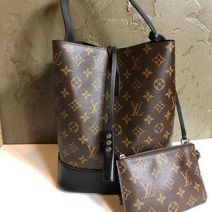 LOUIS VUITTON Monogram Idole NN14 Bucket GM Bag